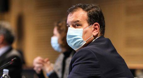 """Beroš: """"U subotu na pogođeno područje ide preko tisuću doza cjepiva"""""""