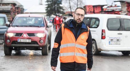 """Tomašević: """"Fali vode, odjeće i deka dovoljno, grijalice na struju nemaju smisla"""""""