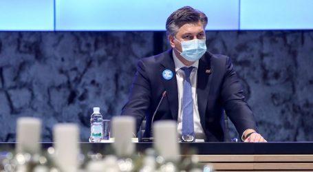 Plenković najavio da će HDZ donirati milijun kuna