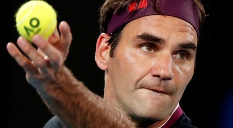 Roger Federer odustao od nastupa na Australian Openu