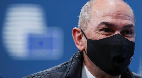"""Janša: """"Pred europskim zemljama su dva najteža mjeseca u borbi s pandemijom"""""""