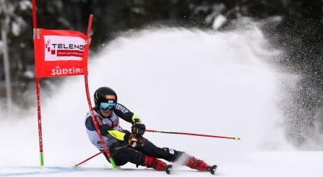 Skijanje: Filip Zubčić 19. u prvoj vožnji slaloma u Madonni