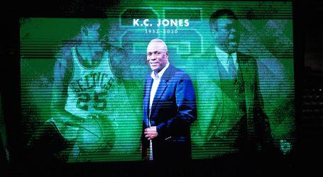Legandarni košarkaš Boston Celticsa K.C. Jones preminuo u 88 godini života