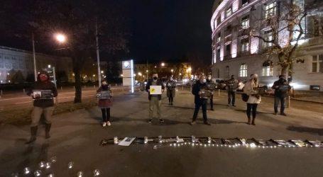 #imašpravona: HND i SNH održali prosvjednu akciju povodom Mađunarodnog dana ljudskih prava