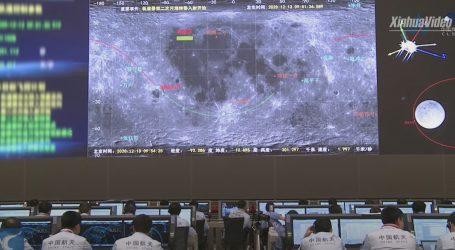 Terenski tim priprema siguran povratak sonde Chang'e-5 na Zemlju