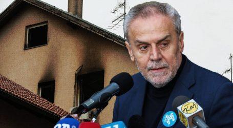 """Bandić nakon požara u Dugavama: """"Svaki trenutak nepažnje može imati katastrofalne posljedice"""""""