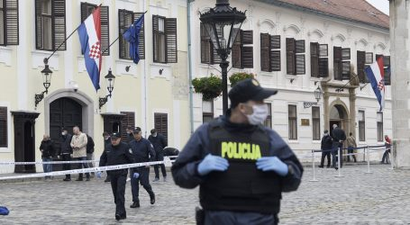 Za DORH i hrvatske sudove napad Danijela Bezuka na Banske dvore nema obilježja terorizma
