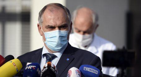 KBC Split: 79 zdravstvenih djelatnika dobilo po 600 kuna od Županije