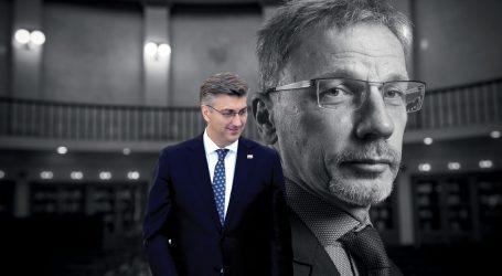 EKSLUZIVNO: 'Odnarođeni guverner HNB-a Boris Vujčić u velikom sporu oko švicarskog franka stao je na stranu banaka, protiv države i oštećenih građana'