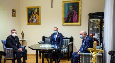 Radman i Bozanić razgovarali o koronakrizi