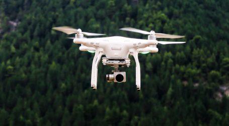 Kina: Termalna kamera na dronu pronašla ženu u rijeci