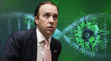"""Ministar zdravstva kaže da je u Britaniji otkriven još jedan novi soj virusa: """"Jako nas brine, čini se da je mutirao"""""""