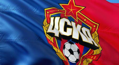 CSKA remizirao, pogodak Vlašića