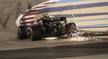 F1: Bottasu kvalifikacije, Russell drugi