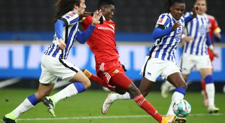 Njemačka: Hertha – Union 3-1