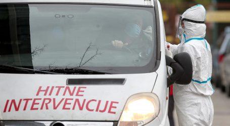 UŽIVO: U Hrvatskoj preminulo 66 osoba, 2763 novozaraženih