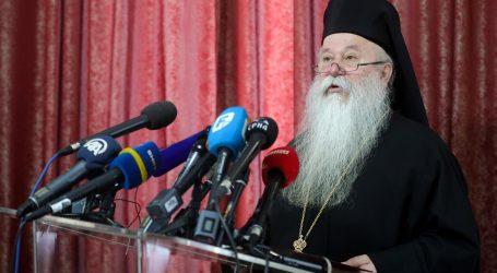 Zbog Covida u bolnici i nasljednik patrijarha Irineja, koji je umro od Covida