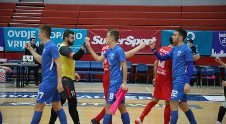 Futsal Dinamo pobjedom nad Alumnusom u Ciboni zaključio 2020. godinu