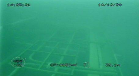 Fotografije s dna mora: Evo kako sada izgleda slomljena Ivana D