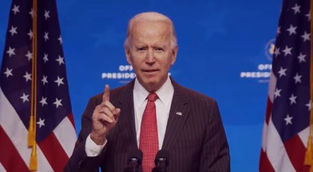 Biden zaokružuje tim za borbu protiv pandemije