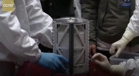 Kineska svemirska agencija otkrila kapsulu s uzorcima tla s Mjeseca