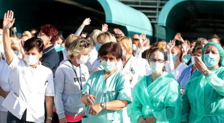 Vlada danas povisuje plaće liječnicima za Covid pacijente