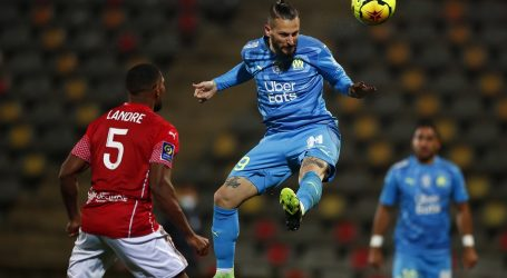 Francuska: Marseille pobjedom u Nimesu do drugog mjesta