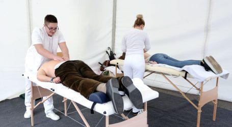 Masaža akupunkturnih točaka revitalizira tijelo