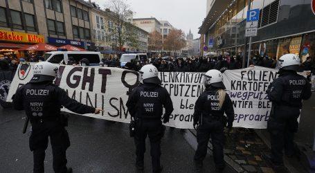 """Njemačka zabranjuje prosvjede protiv mjera: """"Pravo na život nadilazi pravo na slobodu okupljanja"""""""