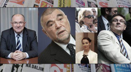MEDIJSKI POČECI: Prvi put u novinama
