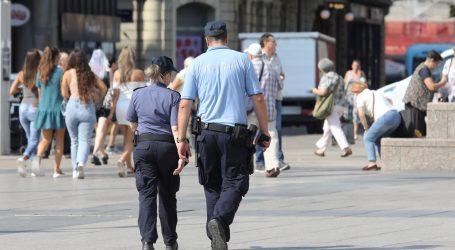 Policija potvrdila: U Zagrebu napadnuti policajci, prevezeni u bolnicu