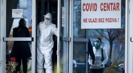 U BiH 1200 novozaraženih, umrla 34 oboljela
