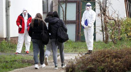 U zagrebačkim školama 1 posto asimptomatskih učenika i 3,29 asimptomatskih zaposlenika