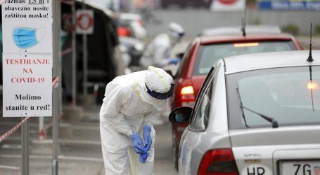 UŽIVO: U Hrvatskoj 64 preminula, 4396 novozaraženih, evo stanja po županijama