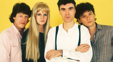 Grupi The Talking Heads dodijelit će se Grammy za životno djelo