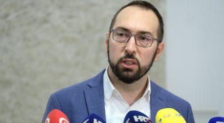 Tomašević: Pravi Spomenik domovini bila bi pomoć stradalima u potresu