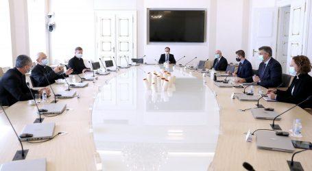 Vlada danas usvaja plan cijepljenja protiv Covida