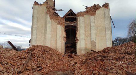 """Bagerist Ibrahim: """"Pronašli smo poginuloga pod ruševinama crkve u Žažini…"""""""