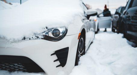 Na sjeveru Kine započelo dugo testiranje vozila u zimskim uvjetima