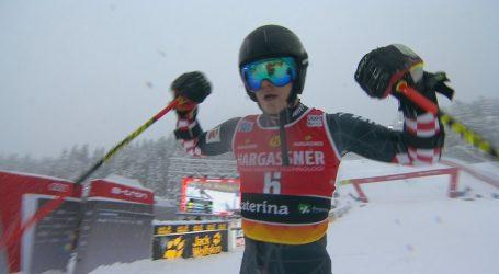 Najbolji hrvatski skijaš Filip Zubčić pobjednik veleslaloma u Italiji