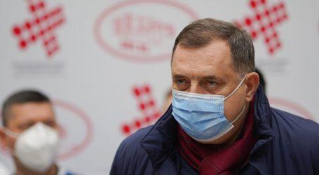 Milorad Dodik odbio smjestiti migrante na područje Republike Srpske