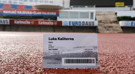 Hajdukovi navijači nižu rekorde – Nikad više članova u prvih 20 dana učlanjivanja