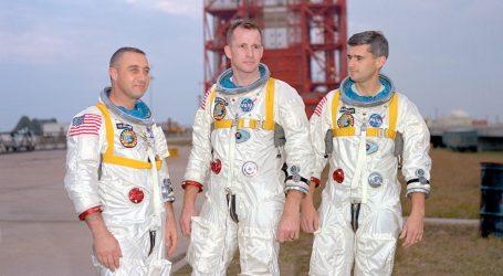 "Tragedija trojice astronauta Apolla 1: ""Dim, osjećam dim"""