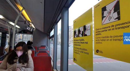 'Pssst!': Putnici u javnom prijevozu Barcelone zamoljeni da ne razgovaraju