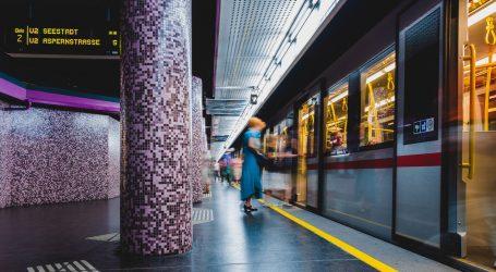 Beč će dobiti novu liniju metroa kojom će voziti autonomni vlakovi
