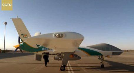 U Kini imaju veliku bespilotnu letjelicu koja stvara oblake i izaziva kišu
