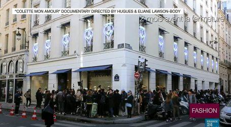 Povijest pariškog koncept butika Colette u dokumentarcu