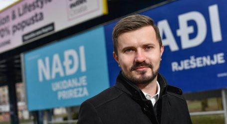"""DAVOR NAĐI: """"U Zagrebu ću ukinuti prirez, otpustiti zaposlene na izmišljenim radnim mjestima te proračunu uštedjeti tri milijarde kuna"""""""