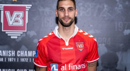 Denis Kolinger transferiran iz Lokomotive u danski Vejle