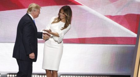 Godišnjicu braka slave Donald i Melania Trump: Bila je to udaja iz snova za slovensku manekenku